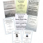 Composite of lecture posters