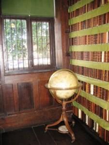 William Carey globe